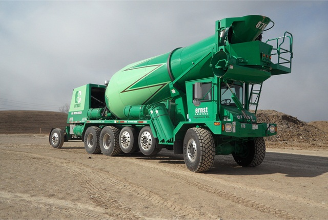 All about front discharge mixers • Aggregate Research International