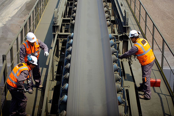 Conveyor Inspections Reducing Costs And Enhancing Safety