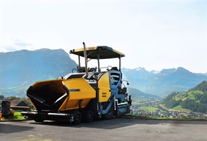 Atlas Copco Dynapac upgraded large pavers offer greater productivity