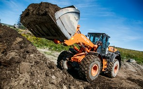 Hitachi claims increased output for new ZW220 and ZW310 wheeled loaders