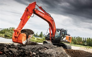 new ZX250LC-6, ZX300LC-6 and ZX350LC-6 excavators all offer increased performance