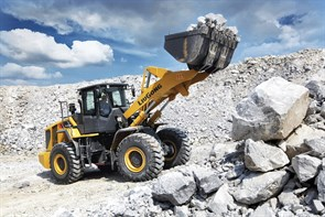 LiuGong is offer its powerful 856 loader in Europe