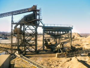 Excellence at Lehigh Hanson's Bristol sand and gravel plant