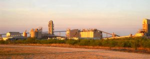 Cemex's cement plant in Odessa, Texas, two cement terminals and the building materials business in El Paso, Texas and Las Cruces, New Mexico
