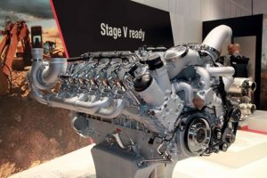 MAN has new ranges of off-highway engines that are said to be EU Stage V ready